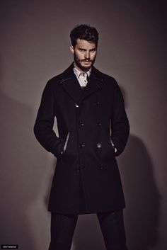 Jamie Dornan is Christian Just for you Addi!!