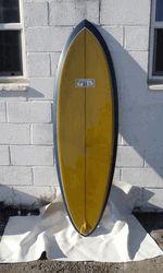 Classic board for smaller conditions.