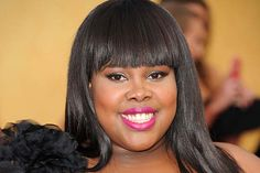 plus size actresses Hollywood   Amber Riley opens up about being full-figured in MTV's new show