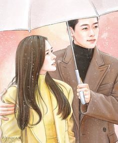 Moon Lovers, Lovers Art, Korean Art, Korean Drama, Korean Couple Photoshoot, Game Of Thrones Artwork, Best Kdrama, Cute Love Cartoons, Asian Love