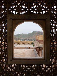 Ahmer Fort  - Jaipur, India