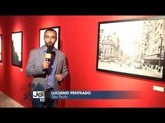 Exposição em São Paulo reúne imagens raras da transformação da cidade ao longo dos anos - YouTube