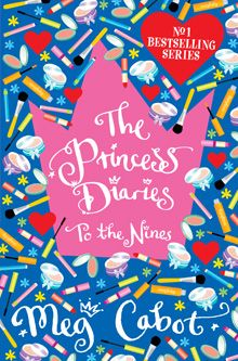 The Princess Diaries # 9 To The Nines