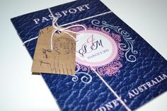 Hostess with the Mostess® - Vintage Travel Wedding