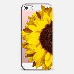 iPhone SE Case Sunflowers