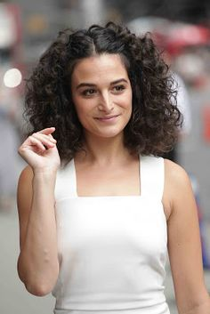 Times Square Gossip: JENNY SLATE @ LATE SHOW WITH STEPHEN COLBERT