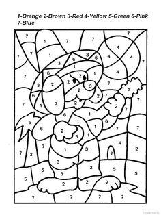 Color by Number Adult Coloring Books . 30 Color by Number Adult Coloring Books . Coloring Marvelous Color by Numbers Adult Coloring Book Summer Coloring Pages, Coloring Pages To Print, Free Printable Coloring Pages, Free Coloring Pages, Coloring Books, Coloring Letters, Alphabet Coloring, Coloring Worksheets For Kindergarten, Kindergarten Colors
