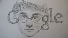 """You are like a walking Harry Potter encyclopaedia."" I get that a lot << Good drawing, eyes a little off"