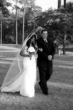 Mantilla floor length veil #Wedding veil ... Wedding ideas for brides, grooms, parents & planners ... https://itunes.apple.com/us/app/the-gold-wedding-planner/id498112599?ls=1=8 … plus how to organise an entire wedding ♥ The Gold Wedding Planner iPhone App ♥