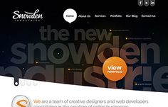 60+ Finest Fresh CSS Website Designs for Design Inspiration