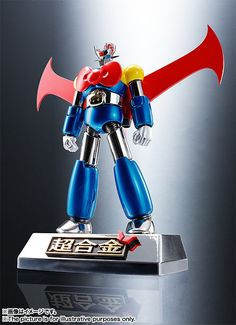 Super Robot Chogokin Mazinger Z (Hello Kitty Color)