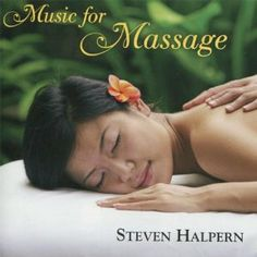 Music for Massage --- http://www.amazon.com/Music-Massage-Steven-Halpern/dp/B00005QJYB/?tag=pintrest01-20