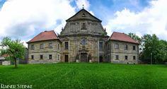 Barbaraberg (Oberpfalz), ehemaliges Kloster und Wallfahrtskirche   Kult-Urzeit