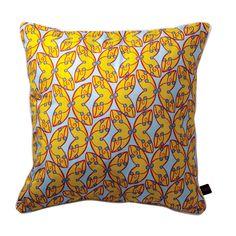 Yellow Mellow Pillow Cover