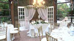 Sweetheart Table September 13, 2015 #wedding #kortrightcentre
