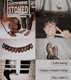 James Potter aesthetic❤️❤️