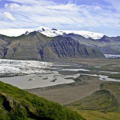 Iceland - Hvannadalshnjukur