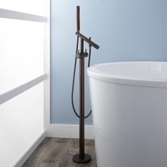 Westen Freestanding Tub Faucet - Oil Rubbed Bronze