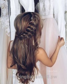 Check out this Wedding Updo Hairstyles for Long Hair from Ulyana Aster_17 / www.deerpearlflow…  The post  Wedding Updo Hairstyles for Long Hair from Ulyana Aster_17 / www.deerpearlflow…..  appeared first on  Trendy Haircuts .