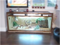 Lets see your homemade vivs:) - Page 2 - Reptile Forums