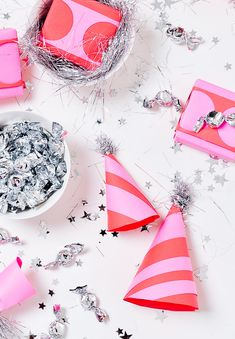 7 DIY Party Ideas for New Year's Eve - Paper & Stitch