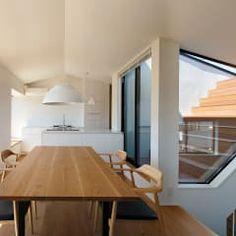 Terrazas de estilo  por 向山建築設計事務所