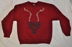 Fall Out Boy Sugar Sweatshirt Size Medium on Etsy, $25.00