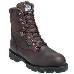 Georgia Boots Men's Steel Toe G107 Waterproof EH Homeland Boots