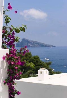ISOLA DI PANAREA - Un pezzo di Grecia (Messina-Sicilia)