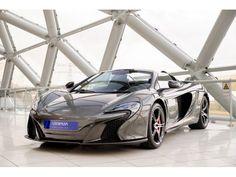 McLaren 650S - Spider