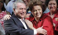 Folha Política: Entenda por que o PMDB não quer a cassação de Dilma pelo TSE