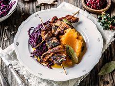 Ta en kjøttfri dag i julen Kung Pao Chicken, Tandoori Chicken, Norwegian Food, Vegan Christmas, Chicken Wings, Vegan Recipes, Vegan Food, Special Occasion, Vegetarian