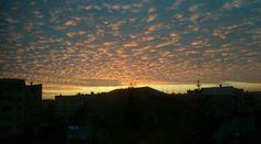Cudownie piękne niebo...