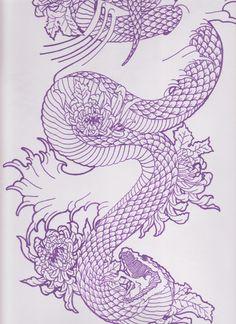 Snake Tattoo by bloodempire.deviantart.com on @DeviantArt