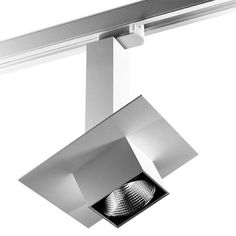 LED track light / square / aluminum / adjustable by Lapo Grassellini MARTINI Illuminazione