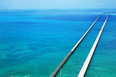 """bridge"" way to heaven. Key West, FL"