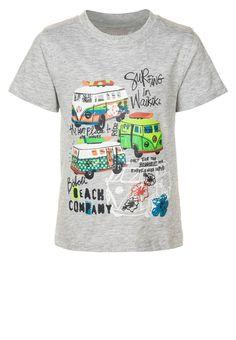 Boboli - T-shirt print - Grijs