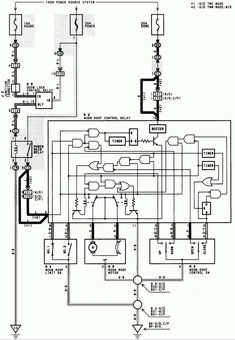 16 toyota wiring ideas | toyota, electrical wiring diagram, prado  pinterest