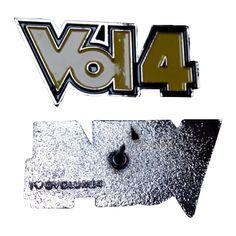 Volume 4 Lapel Pin