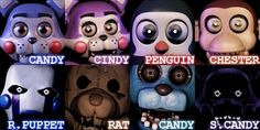 Five nights at candy<<< can someone please explain to me what is five nights at candy
