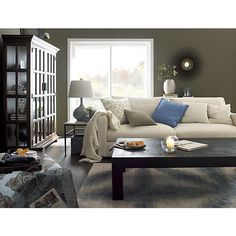 Configuration On Pinterest Crate And Barrel Sectional