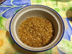 The Right to Be Alive: Home-Made Chicken Floss