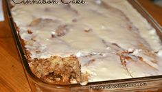 Fall In Love With This Cinnabon Cake! - Page 2 of 2 - Recipe Roost