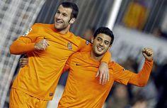 Jornada 14: Valencia 2-5 R. Sociedad. Partidazo de un gran equipo.