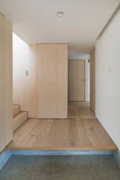 Maison préfabriquée et modulable par les architectes japonais de Tetsuo Yamaji Architects - Journal du Design