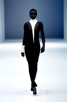 Thierry Mugler, S/S 1999.