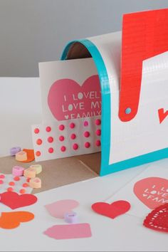 Share the Love With These 32 Valentine Mailboxes