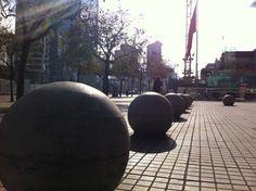 Caminando por calles chilenas