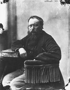 19 January 2015 - PIERRE JOSEPH PROUDHON  French politician died 150 years ago.
