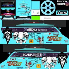 Berbagai Livery Bus Simulator Indonesia Part 4 - Semua Aja Phone Wallpaper Design, Phone Wallpaper Images, Bus Games, Truck Games, Star Bus, Bus Cartoon, Batman Joker Wallpaper, Metal Band Logos, Ashok Leyland